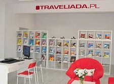 Traveliada.pl salon sprzedaży