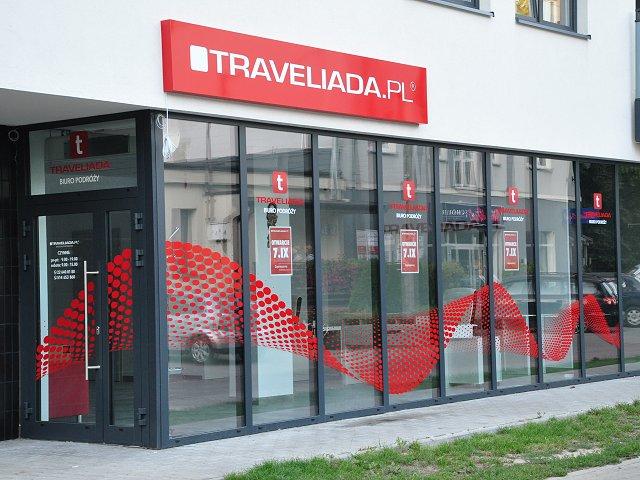Biuro podróży - oddział w Otwocku Foto 1