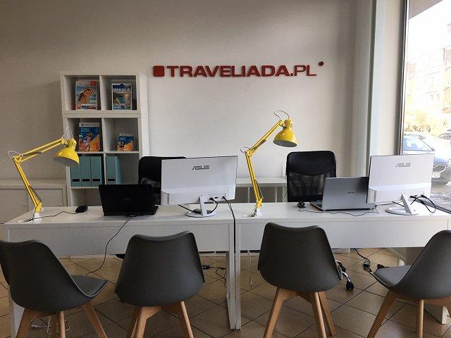 Biuro podróży - oddział Poznań Grunwald Foto 2