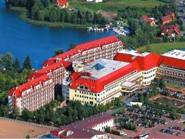 Traveliadapl Wakacje W Hotelu Gołębiewski Mikołajki Polska