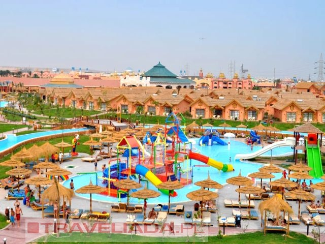 Traveliada.pl - wakacje w hotelu Jungle Aqua Park (Hurghada) - Egipt, Hurghada