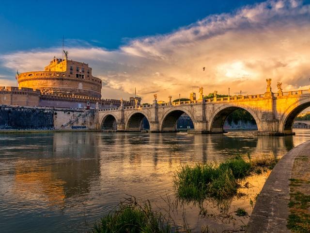 Rzym i Watykan 4*