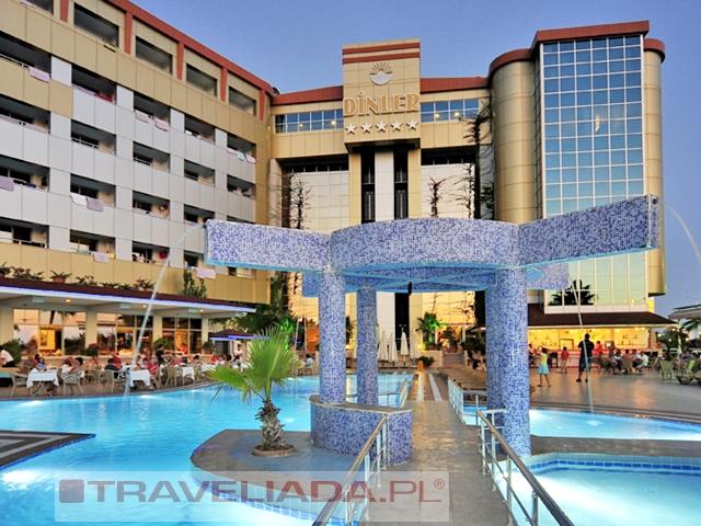 Kirbiyik Resort Hotel (ex. Dinler Hotel)