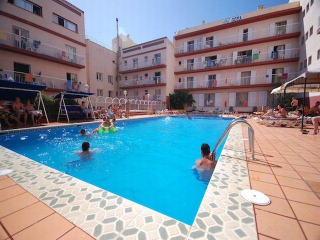 Pomaturalny chill w Lloret Club Hotel Goya!
