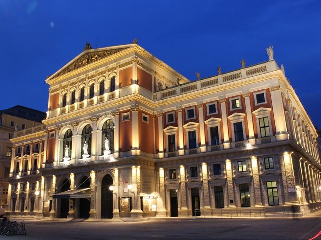 Wiedeń - przy dźwiękach walca