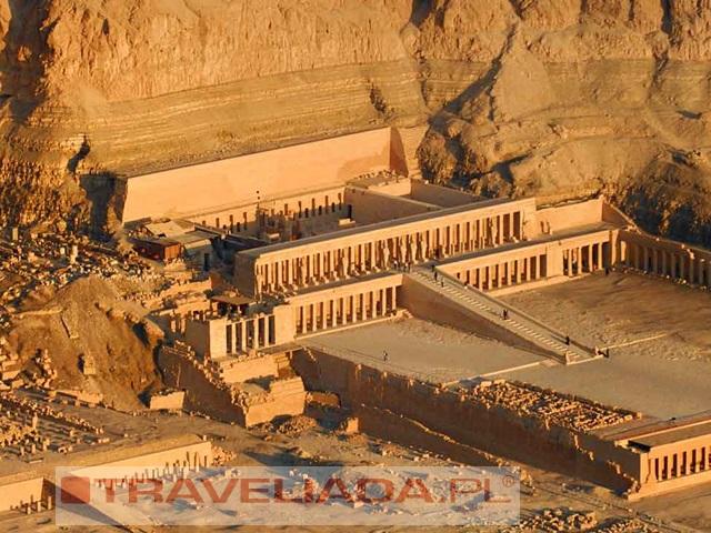 Egipt - Potęga Południa z Marsa Alam