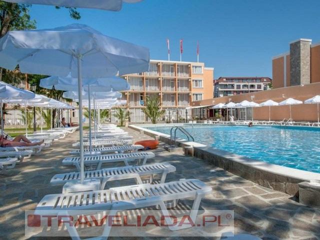 Hotel Riva Park  - samolot