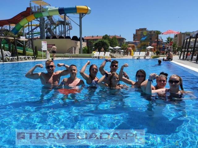Obóz Młodzieżowy - Słoneczny Relaks - Sun City
