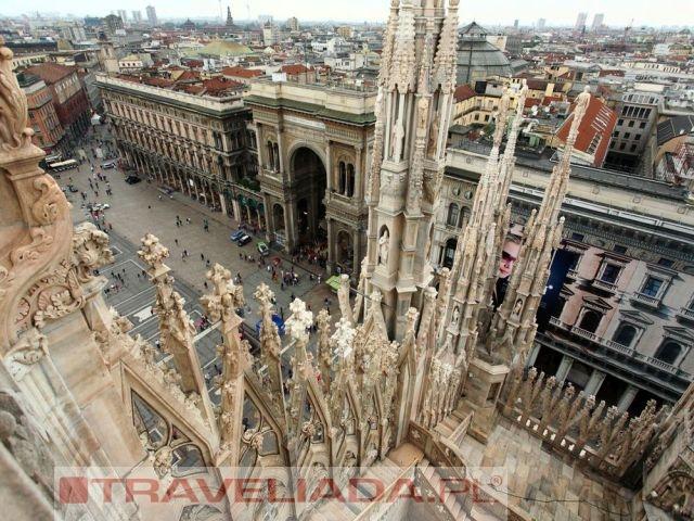 City Break - Magia Mediolanu - 4 dni (samolotem z Krakowa)