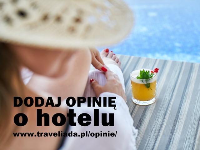 Opinie o hotelu ROYAL JINENE