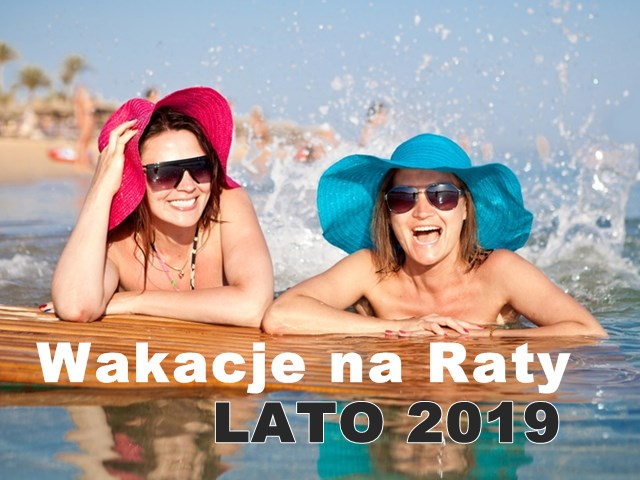 Traveliada na raty do KLEOPATRA ARSI