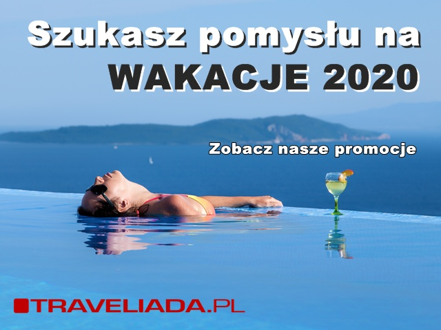 Traveliada wakacje 2020 do Porto Plazza